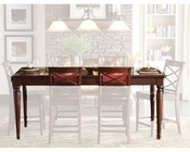 Aspenhome Counter Height Rectangular Table Cambridge ASICB-6252-BCH