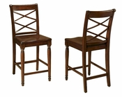 Aspenhome Counter Height Side Chair Cambridge ASICB-6671S (Set of 2)
