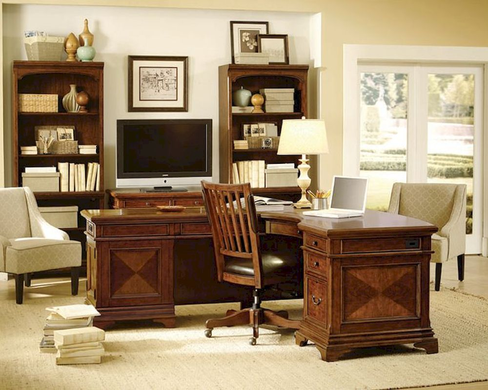 . Aspenhome Curved Desk for Return Hawthorne ASI26 307
