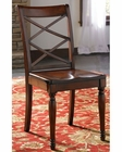 Aspenhome Double X Side Chair Cambridge ASICB-6670S-BCH (Set of 2)