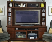 Aspenhome Entertainment Center Cambridge ASICB-284-284H-BCH