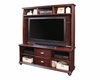 Aspenhome Entertainment Center Casual Traditional ASCT1067u