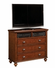 Aspenhome Entertainment Chest Madison ASIA200-485-BRH