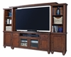 Aspenhome Entertainment Wall Unit Cambridge ASICB-2-BCH