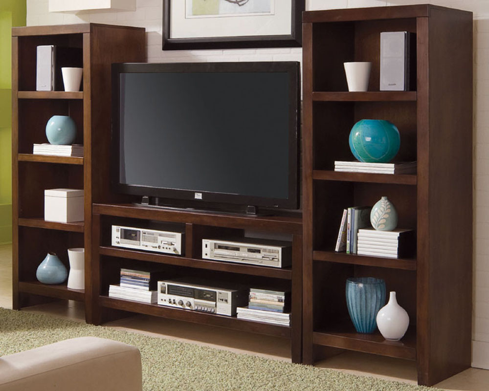 Aspenhome Entertainment Wall Unit Essentials Lifestyles AS