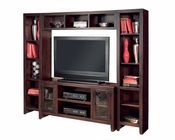 Aspenhome Entertainment Wall Unit Essentials Lifestyles ASCL4PC