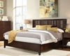 Aspenhome Furniture Bed w/ Woven Headboard Contour ASI11-427-29BED