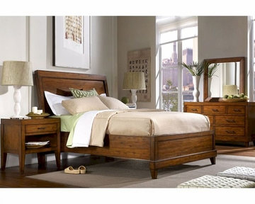 aspenhome furniture bedroom set tamarind asi68 400set
