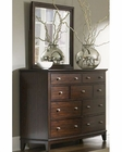 Aspenhome Furniture Chesser & Mirror Lincoln Park ASI82-455-63