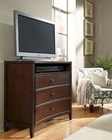 Aspenhome Furniture Entertainment Chest Contour ASI11-485
