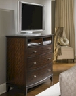 Aspenhome Furniture Liv360 Entertainment Chest Lincoln Park ASI82-486