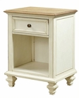 Aspenhome Furniture One-Drawer Nightstand Cottonwood ASI67-451