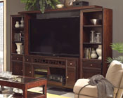 Aspenhome Genesis Entertainment Centers Collection I10