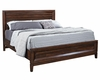 Aspenhome Panel Bed Walnut Park ASI05-412BED