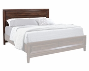 Aspenhome Panel Headboard Walnut Park ASI05-412HB