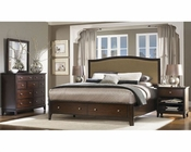 Aspenhome Panel Storage Bedroom Lincoln Park ASI82-412STSet