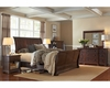 Aspenhome Sleigh Bed Westbrooke ASI59-400BED