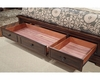 Aspenhome Sleigh Storage Bed Westbrooke ASI59-400SBED