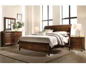 Aspenhome Walnut Park Bedroom Collection I05