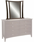 Aspenhome Youth Dresser Mirror Kensington ASIKJ-563