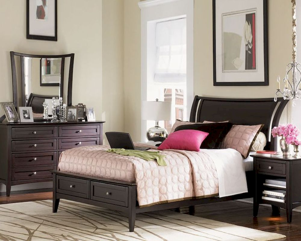 Aspenhome Youth Storage Bedroom Kensington Asikj 500stset