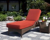 Avalon Chaise Lounge by Sunny Designs SU-4753-CL