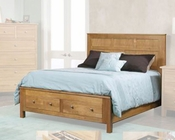 Ayca Bed Cottage Cherry AY-802Bed