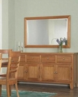Ayca Buffet w/ Mirror Cottage Cherry AY-82004-BM