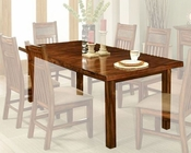 Ayca Dining Table in Cherry Finish Marissa Country AY-21-2001