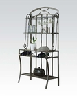 Baker's Rack Daisy by Acme Furniture AC70059BK
