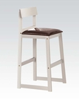 Bar Stool Halle by Acme Furniture AC60214 (Set of 2)