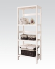 Bathroom Rack in White by Acme AC92096