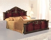 Bed Caesar Classic Style Made in Italy 33B452