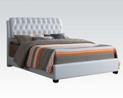 Bed Ireland White by Acme Furniture AC25350BED