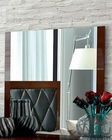 Italian Bedroom Mirror Antonelli in Modern Style 33180AT