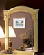 Bedroom Mirror Cleopatra European Design Made in Italy 33B406