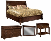 Bedroom Set Charleston Place by Hekman HE-941708CP-SET