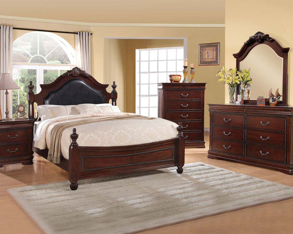 acme furniture bedroom sets bedroom set gwyneth by acme furniture ac21880set 13992