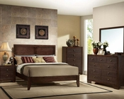 Bedroom Set in Espresso Madison by Acme Furniture AC19570SET