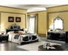 Bedroom Set Silver Baroque Classic Style Made in Italy 33B441
