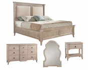 Bedroom Set w/ Panel Bed Sutton's Bay by Hekman HE-14166-SET