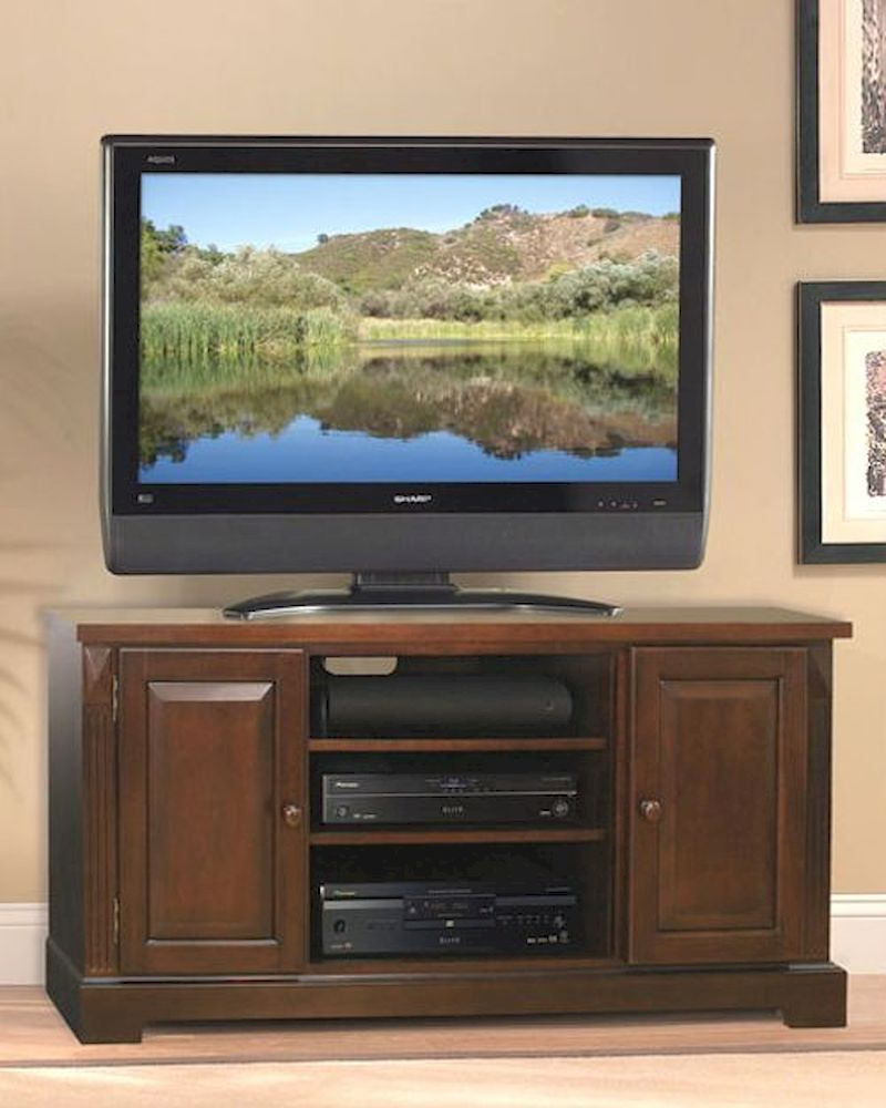 Bello   Wood Espresso TV Stand BE WAVS 327