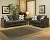 Benchley Furniture Living Room Set Armano BH-4060SET
