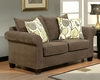 Benchley Furniture Loveseat Caressa BH-4050LS