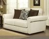 Benchley Furniture Loveseat Majestic BH-4040LS