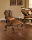 Benetti's Accent Chair in Traditional Style Abrianna BTAB006