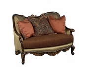 Benetti's Chair and a Half in Traditional Style Abrianna BTAB007