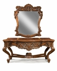 Benetti's Italia Emilia Console Table with Mirror BTEM151CM