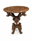 Benetti's Italia Molina Foyer Table BTMO289