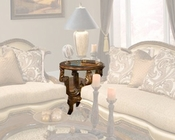 Benetti's Italia Venezia End Table BTVE150